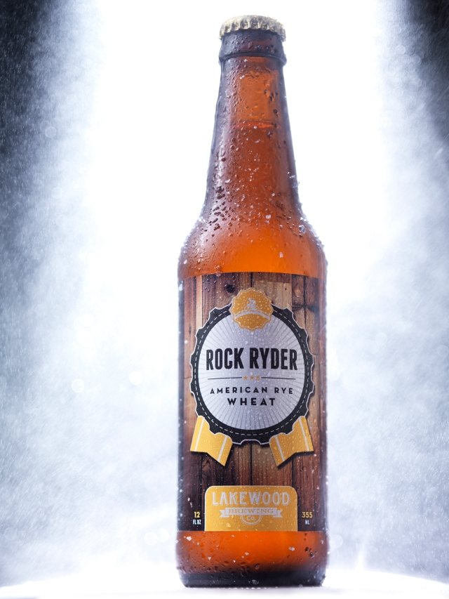 Lakewood Brewing Company's Rock Ryder