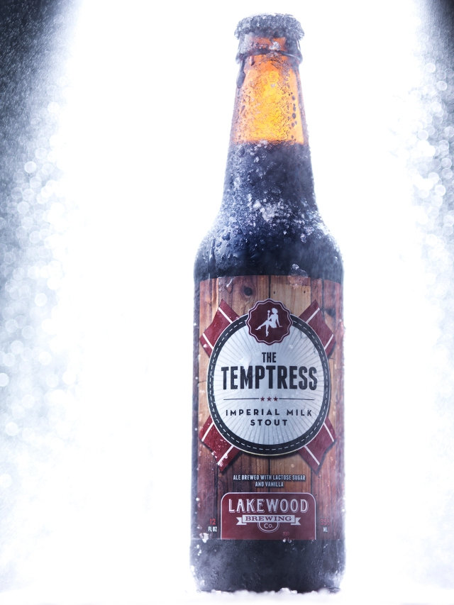 Lakewood Brewing Company's The Temptress